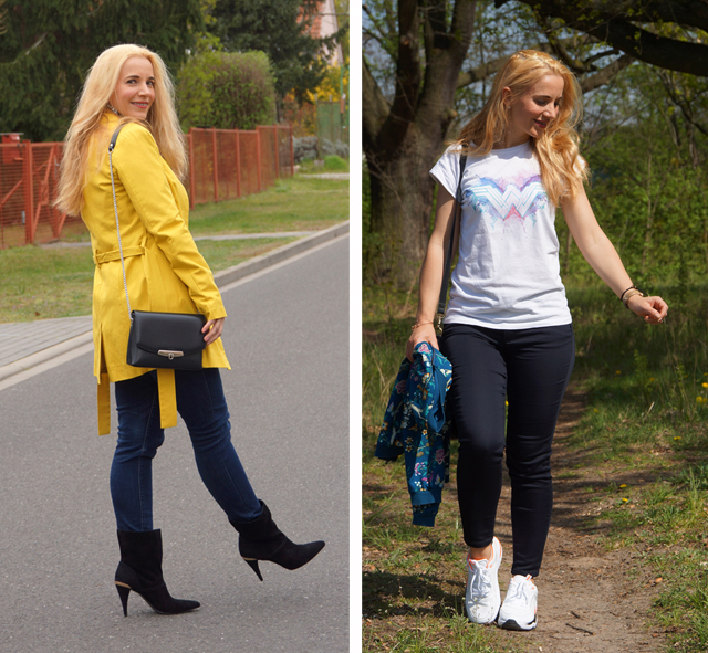 Outfits April 2019