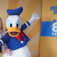 85 Jahre Donald Duck Disney Geburtstagsparty 01