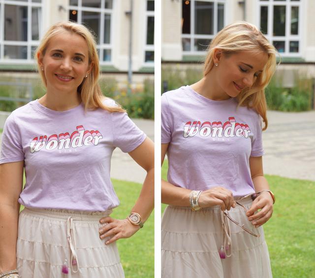 Outfit Wonder Girl Shirt 03