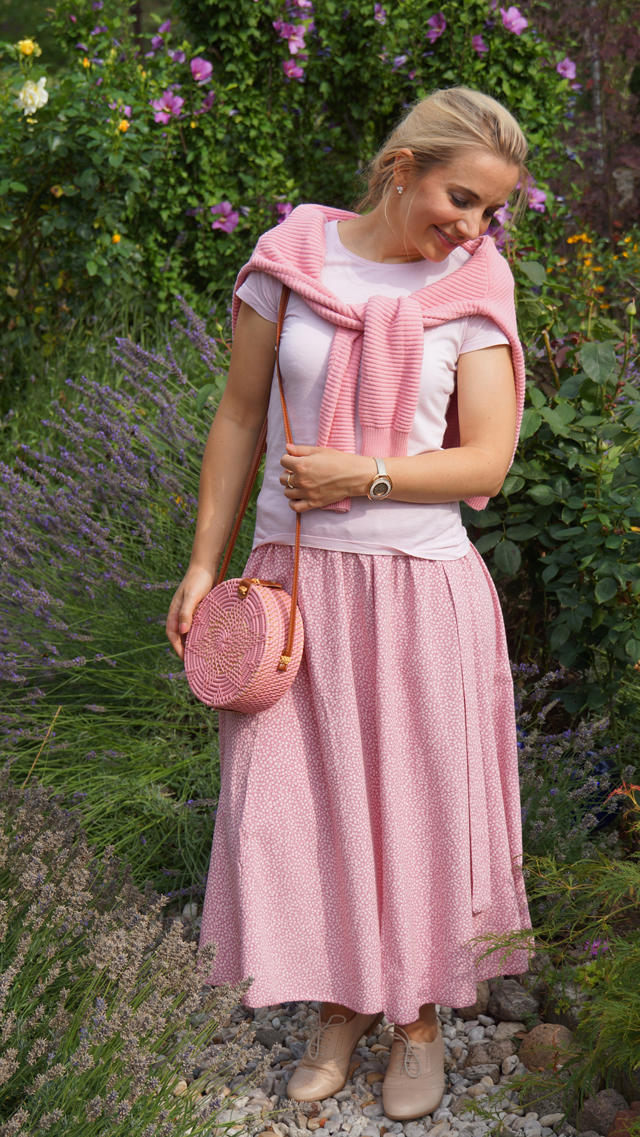 Outfit Pink City Blossom 12