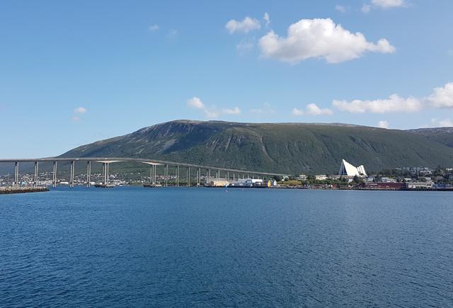 Eismeerkathedrale Tromsø Norwegen 01