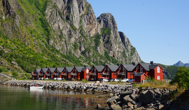 Lofoten Norwegen Roadtrip Norden & Tipps