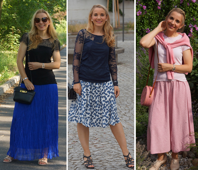 Marie Outfits Juli 2019
