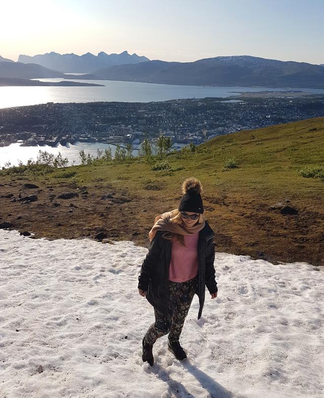 Seilbahn Fjellheisen in Nordnorwegen 03