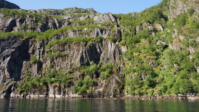 Trollfjord Norwegen 08